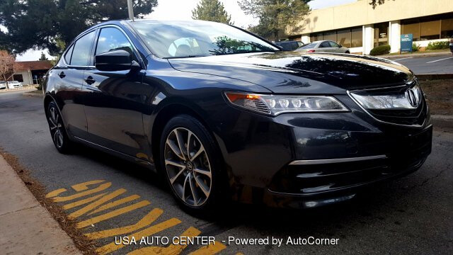2015 Acura TLX TECH PACKAGE
