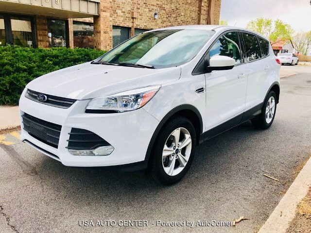 2015 Ford Escape SE 4WD 6-Speed Automatic