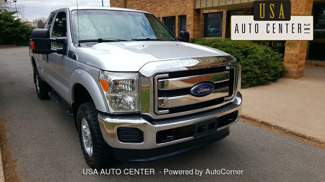 2014 Ford F-250 SD XLT SuperCab  4WD Automatic