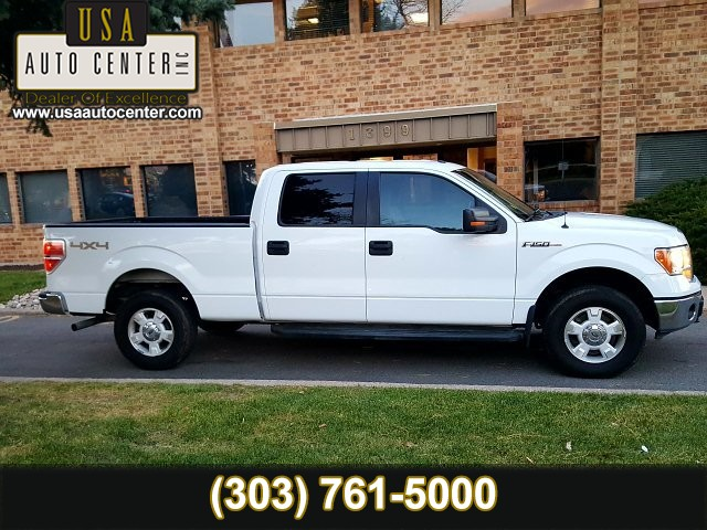 2014 Ford F-150 XLT SuperCrew  4WD Automatic Super Nice