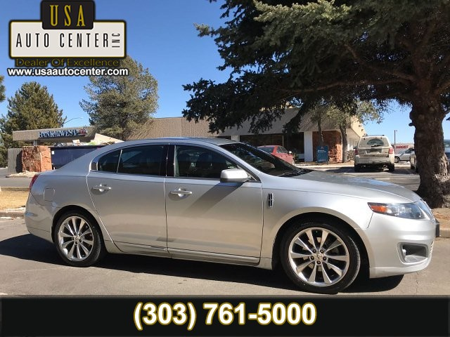 2012 Lincoln MKS EcoBoost AWD 3.5L with EcoBoost AWD  Automatic
