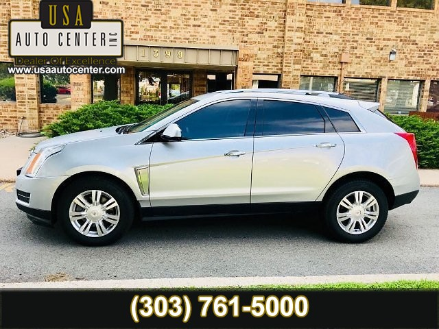 2011 Cadillac SRX Luxury Collection AWD 6-Speed Automatic