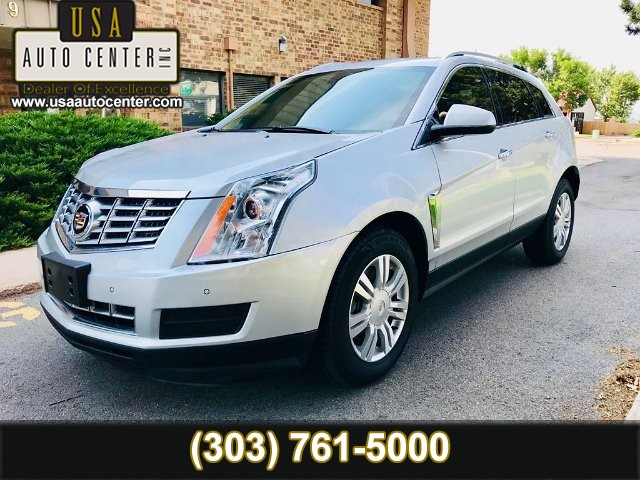 2016 Cadillac SRX Luxury Collection AWD Navigation Panoramic roo