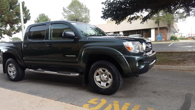2009 Toyota Tacoma Double Cab V6 PreRunner SR5 Automatic Trans