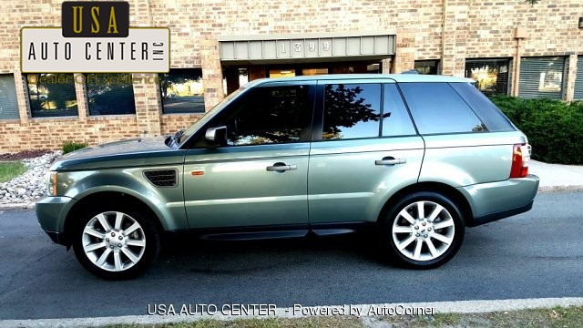 2006 Land Rover Range Rover Sport HSE 6-Speed Automatic