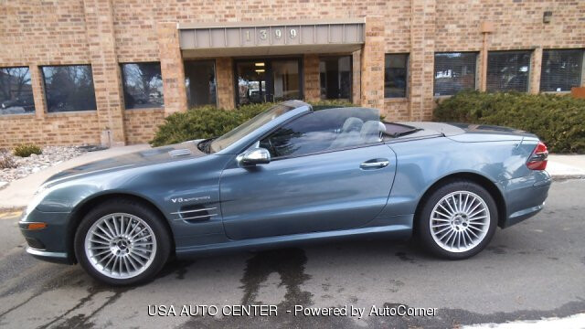 2004 Mercedes Benz SL-Class SL 55 - AMG PACKAGE - KOMPRESSOR - TURBO