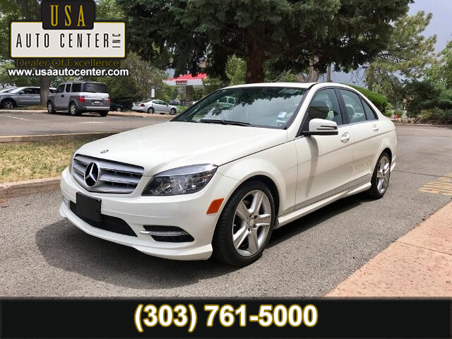 2011 Mercedes Benz C-Class C300 Sedan 7-Speed Automatic