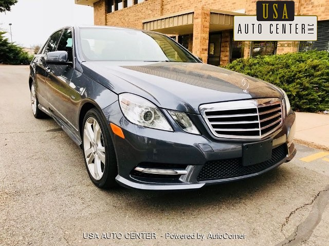 2012 Mercedes Benz E-Class E350 Sedan 7-Speed Automatic