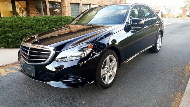 2015 Mercedes Benz E-Class E350 4MATIC Sedan Nice !
