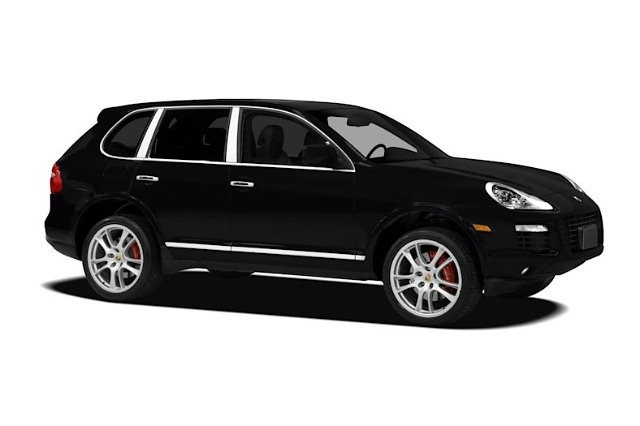 2008 Porsche Cayenne Turbo 6-Speed Automatic